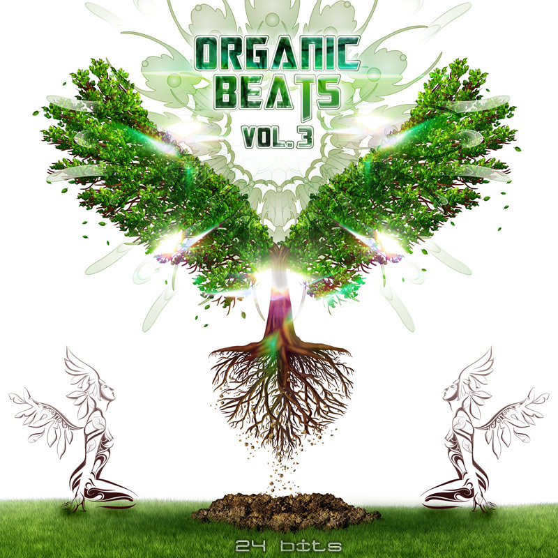 ONE ARC DEGREE - Opuntias & Cactoids @ 'Organic Beats Vol.3' album (electronic, organic beats flac)