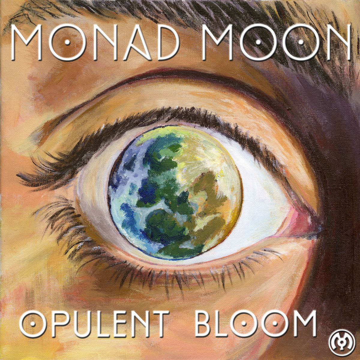 Monad Moon - Zoetic @ 'Opulent Bloom' album (electronic, dubstep)