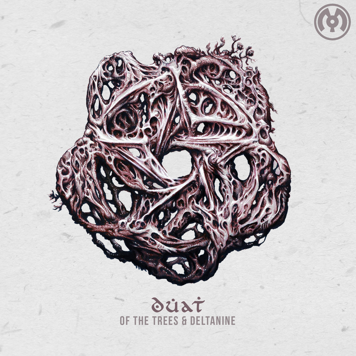 Of the Trees & DELTAnine - Duat @ 'Duat' album (electronic, dubstep)