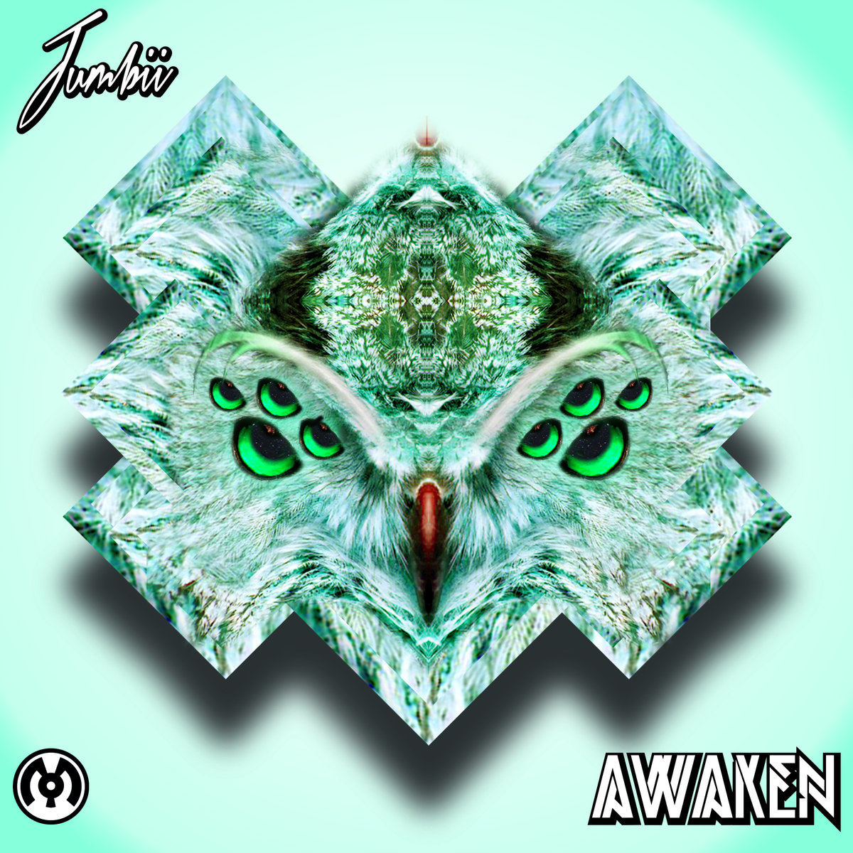 Jumbii - Nevis (wiZard Remix) @ 'Awaken' album (electronic, dubstep)