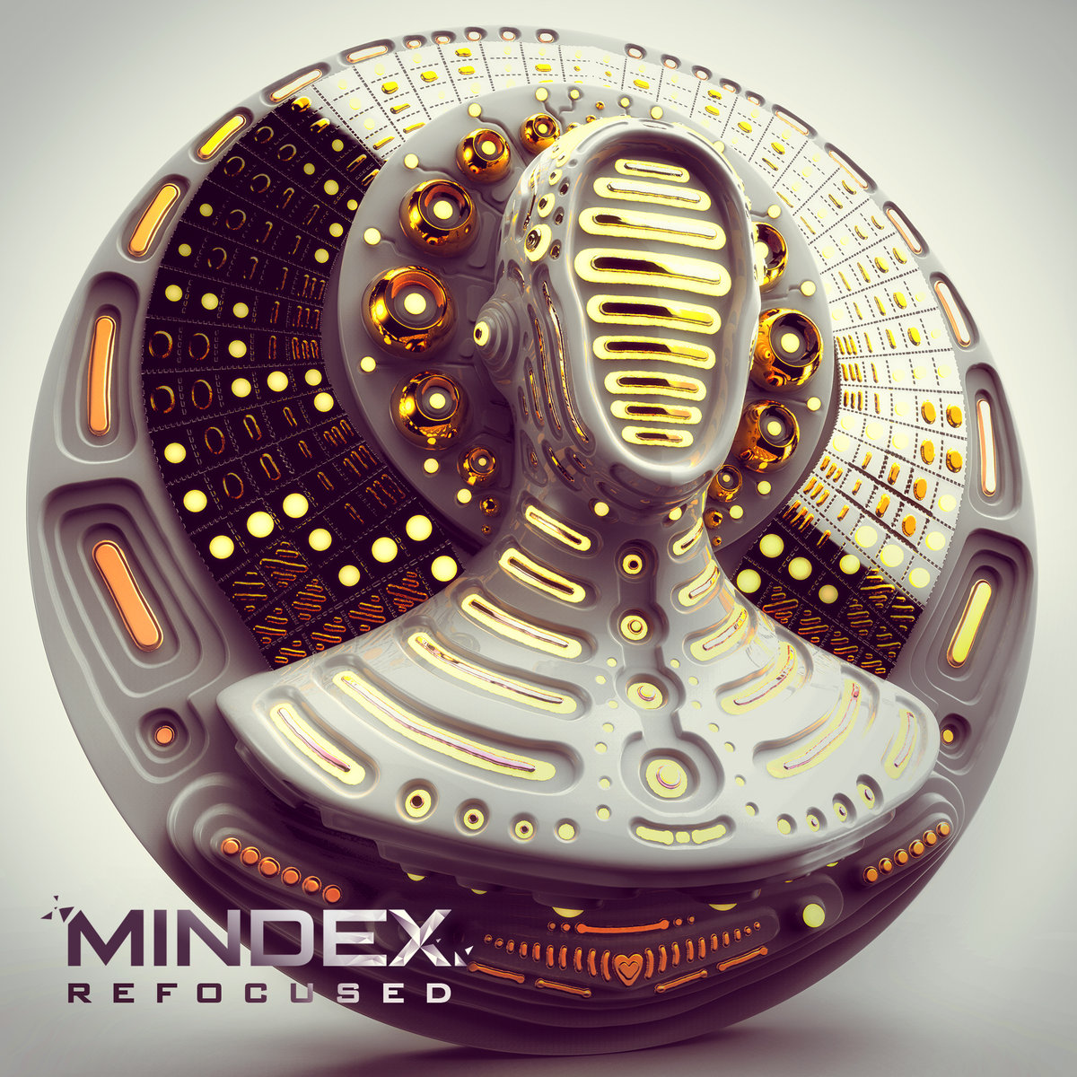 Mindex - ReFocused @ 'ReFocused' album (electronic, ambient)