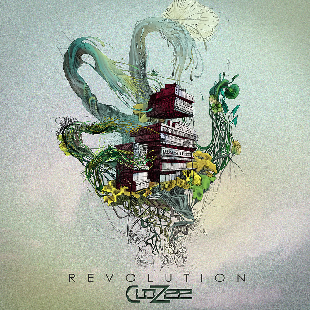 CloZee - Apsara Calling @ 'Revolution' album (france, bass)