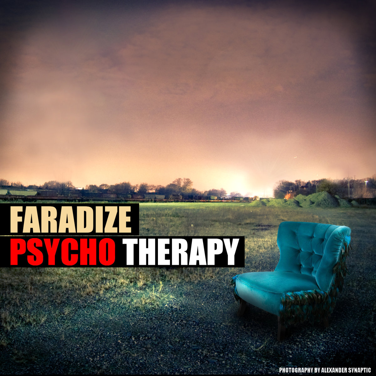 Faradize - Psycho Therapy @ 'Psycho Therapy' album (electronic, goa)