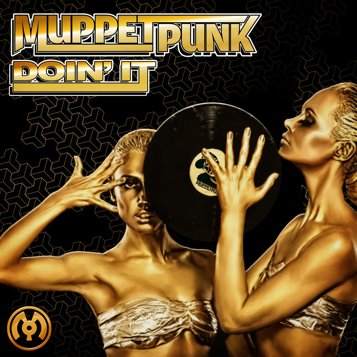 Muppet Punk - Hyphe @ 'Doin' It' album (electronic, dubstep)