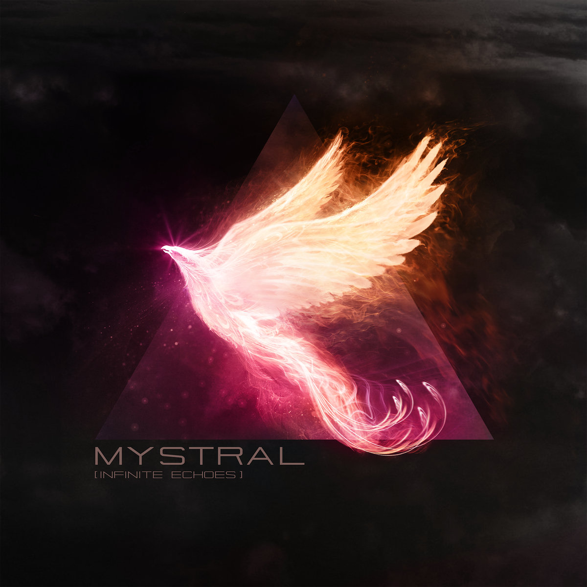 Mystral - Audio Illusion @ 'Infinite Echoes' album ()