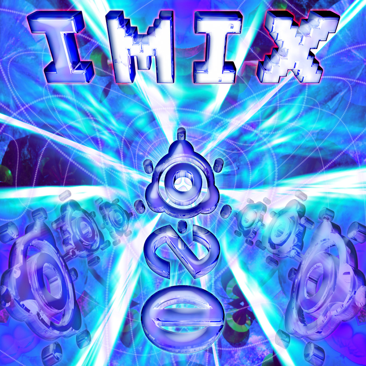 Imix - What Ya Think @ 'One' album (electronic, geomagnetic)
