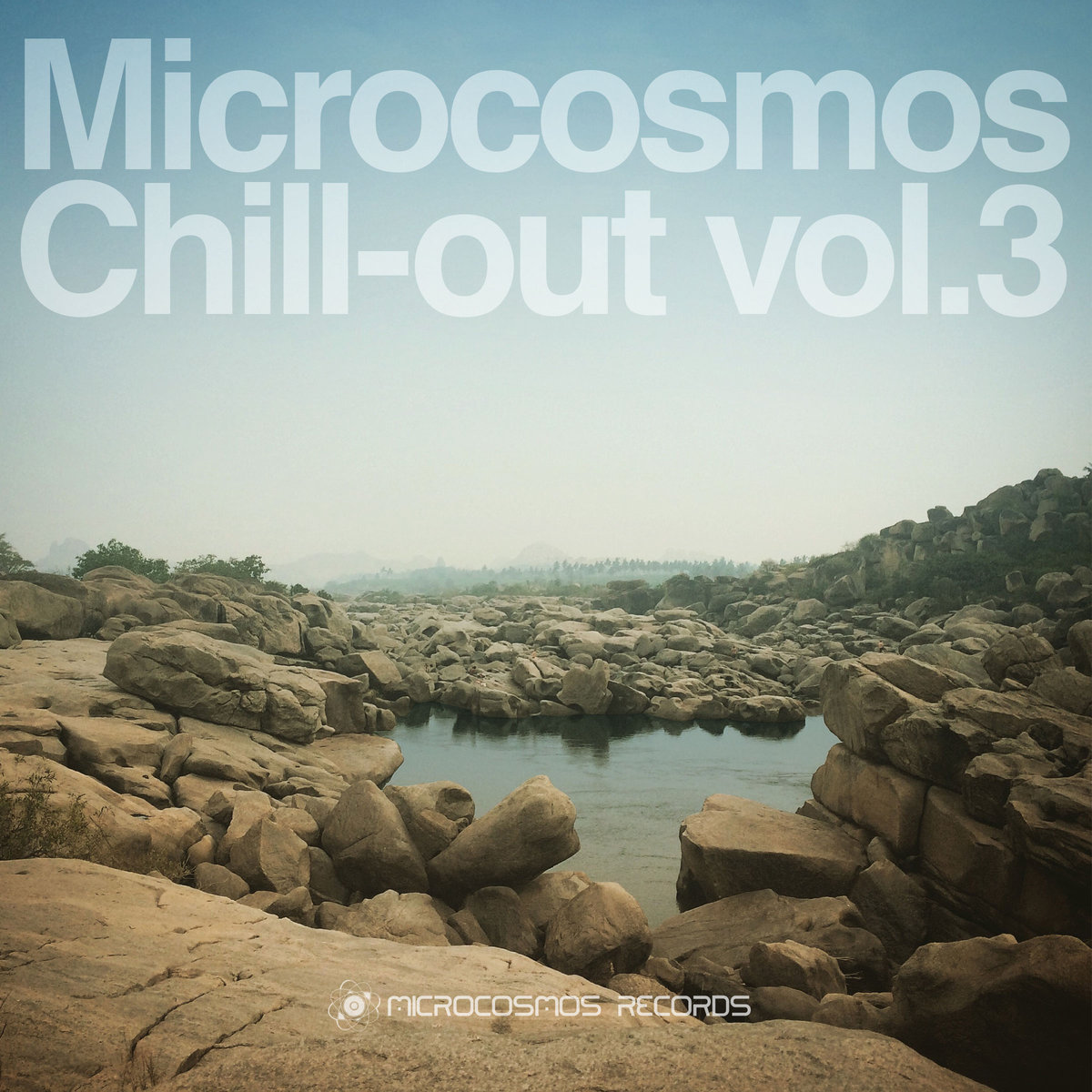 Invisible Inks - Chronos @ 'Microcosmos Chill-out Vol.3' album (ambient, chill-out)