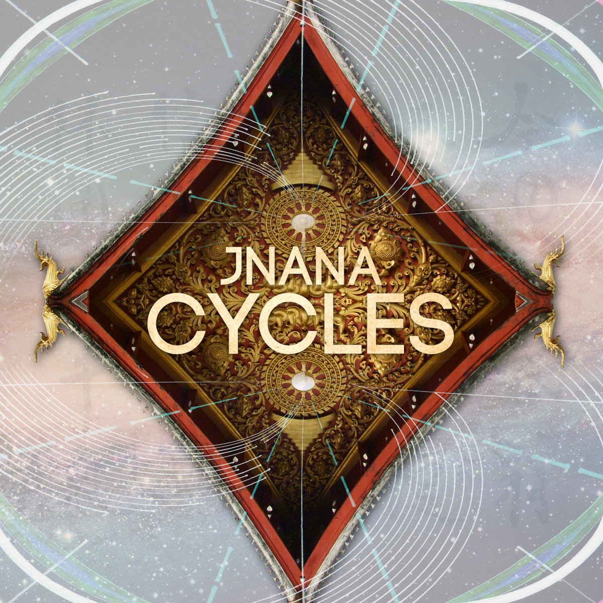 Jnana feat. Alliekat - Rooftop Nocturne @ 'Cycles' album (bass, crunk)