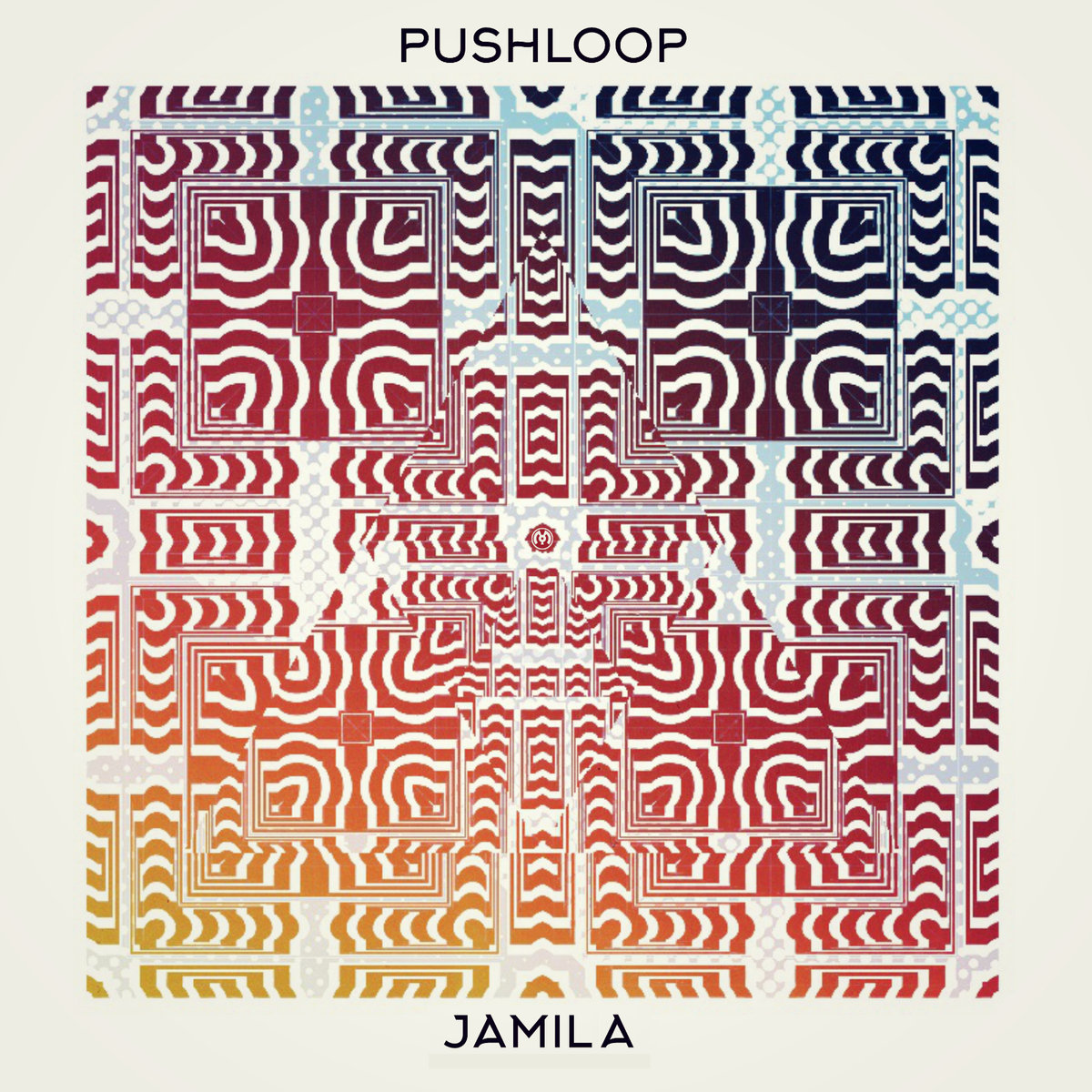 Pushloop - Jamila @ 'Jamila' album (electronic, dubstep)