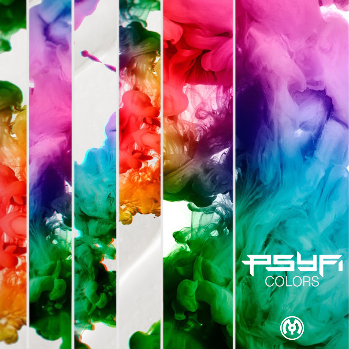 Psy Fi - Redliner (Hypha Remix) @ 'Colors' album (electronic, dubstep)