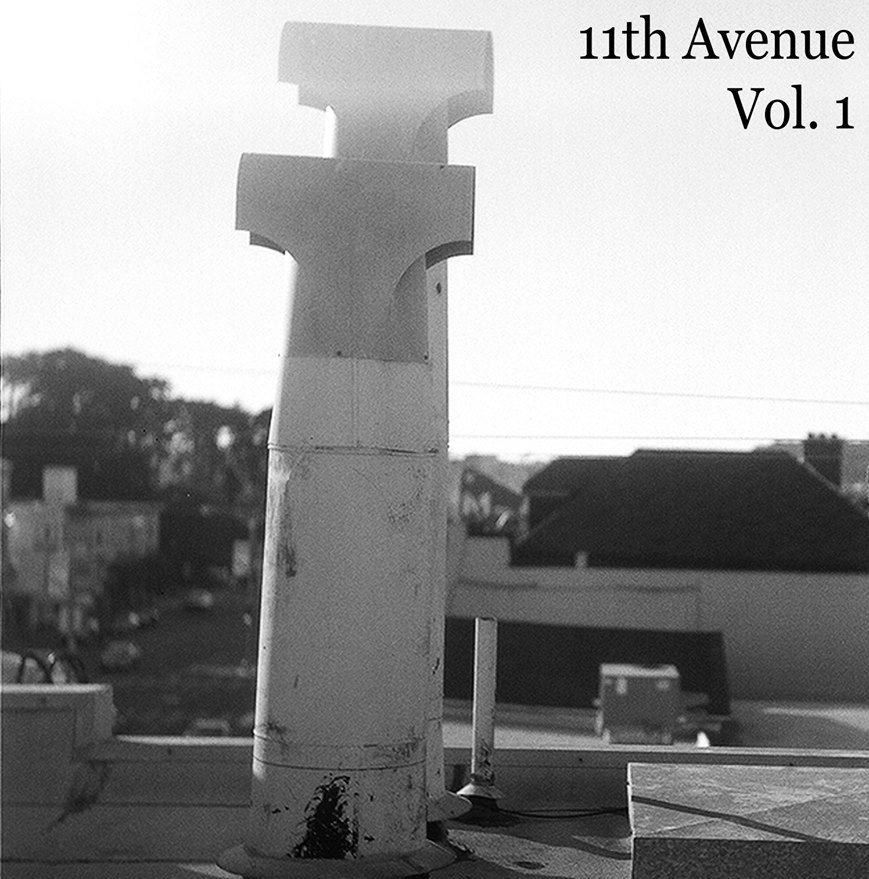 Tommy P. - Gravity @ '11th Avenue Vol. 1' album (11th ave records, 11thaverecords 11th avenue)