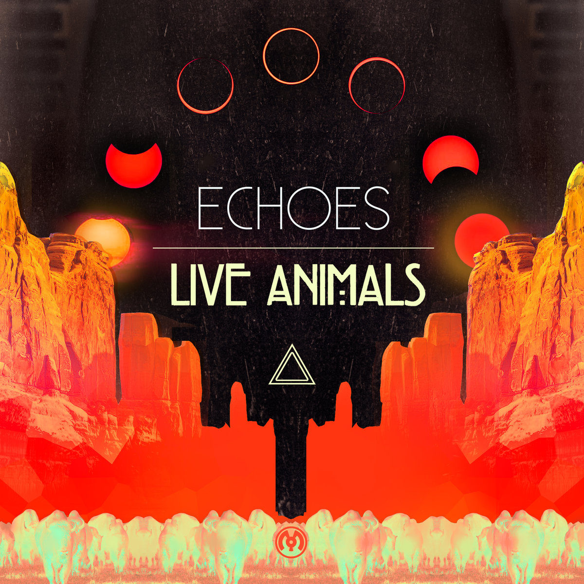 Live Animals - Spirals @ 'Echoes' album (electronic, dubstep)