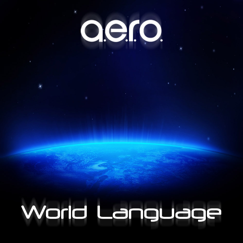 A.e.r.o. - Talking With Clouds @ 'A.e.r.o. - World Language' album (electronic, ambient)