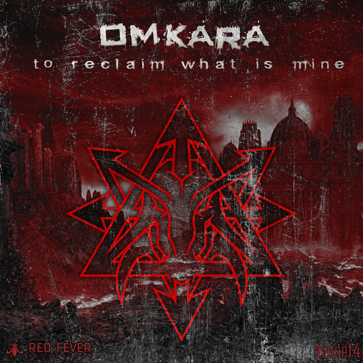 Omkara - Feel My Wrath @ 'To Reclaim What Is Mine' album (electronic, gabber)
