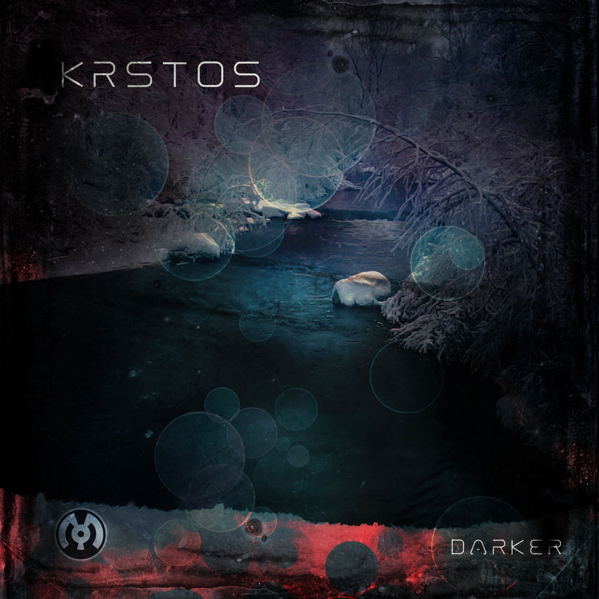 KRSTOS - Trip Crackin @ 'Darker' album (electronic, dubstep)
