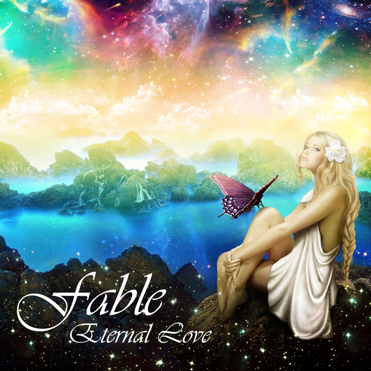 Eternal Love - Fascinating Sky @ 'Fable' album (ambient, chill)
