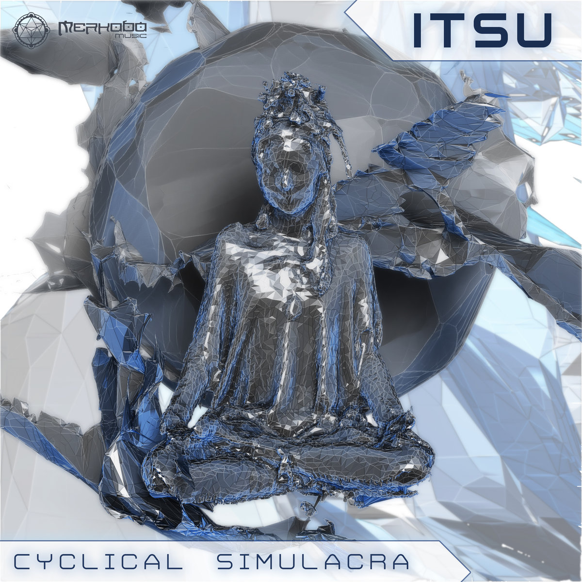 Itsu - In Flight @ 'Cyclical Simulacra' album (electronic, ambient)