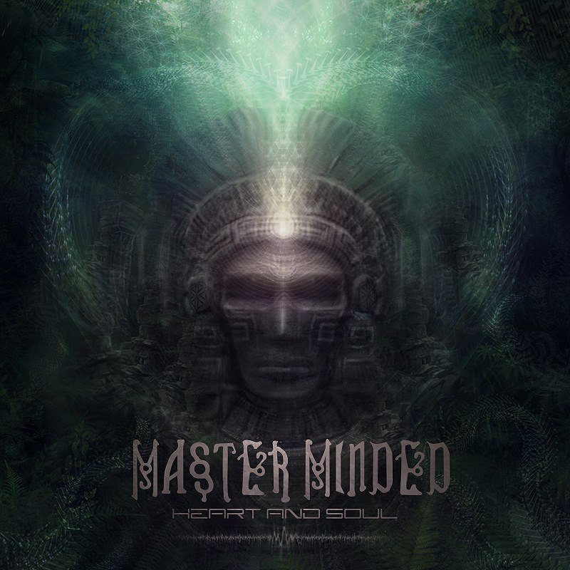 Master Minded - The Ancient Future @ 'Heart and Soul' album (electronic, ambient)