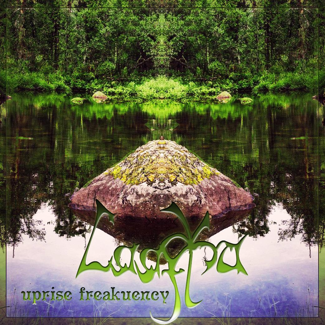 LaaToka - Liquid Kaleidoscope @ 'Uprise Freakuency' album (ambient, electronic)