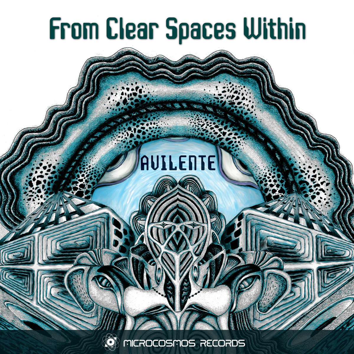 Avilente - Little Rivers @ 'From Clear Spaces Within' album (ambient, chill-out)