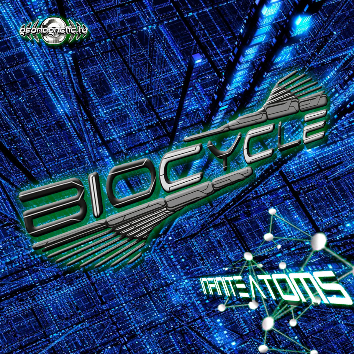 Biocycle - Infinite Atoms (artwork)