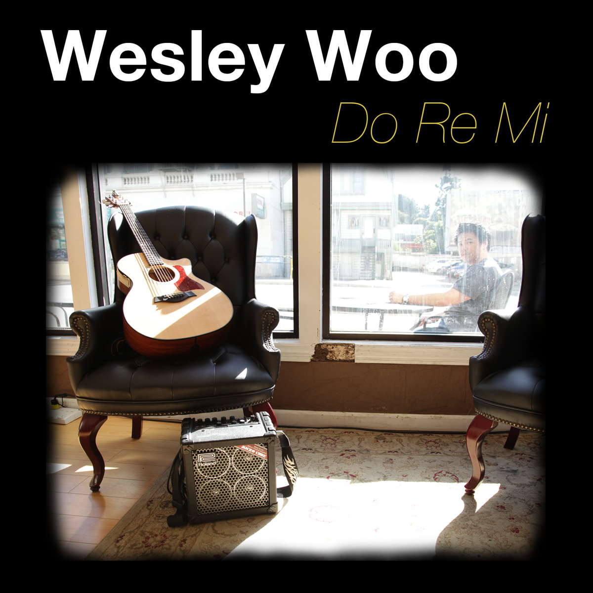 Wesley Woo - Not Broken @ 'Do Re Mi' album (11th ave records, 11th avenue records)