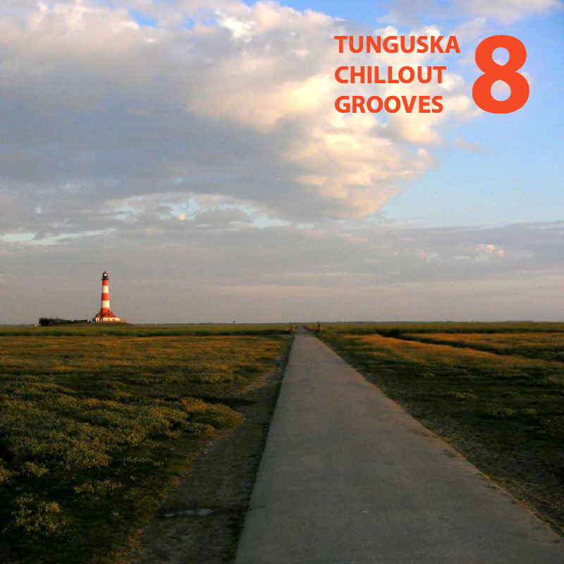 Tunguska Chillout Grooves - Volume 8 (artwork)