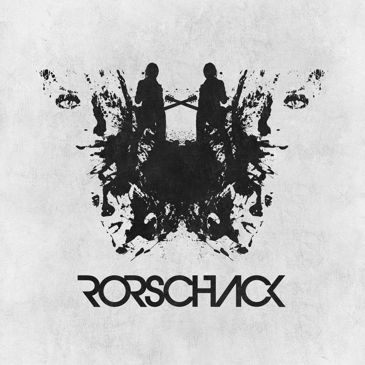 Rorschack - Work in Progress @ 'All of the Above' album (bass, electronic)