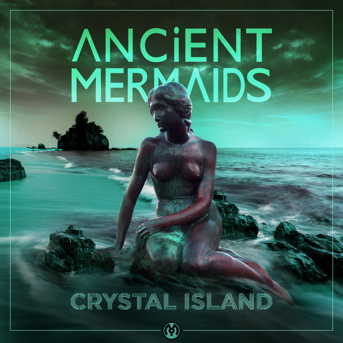 Ancient Mermaids - Creek Life @ 'Crystal Island' album (electronic, dubstep)