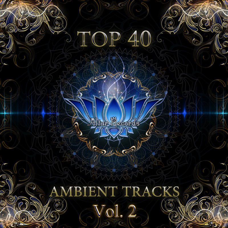 MAN WITH NO NAME - Sugar Rush (Kanc Cover Rework) @ 'Top 40 Ambient Tracks Vol.2' album (electronic, ambient)