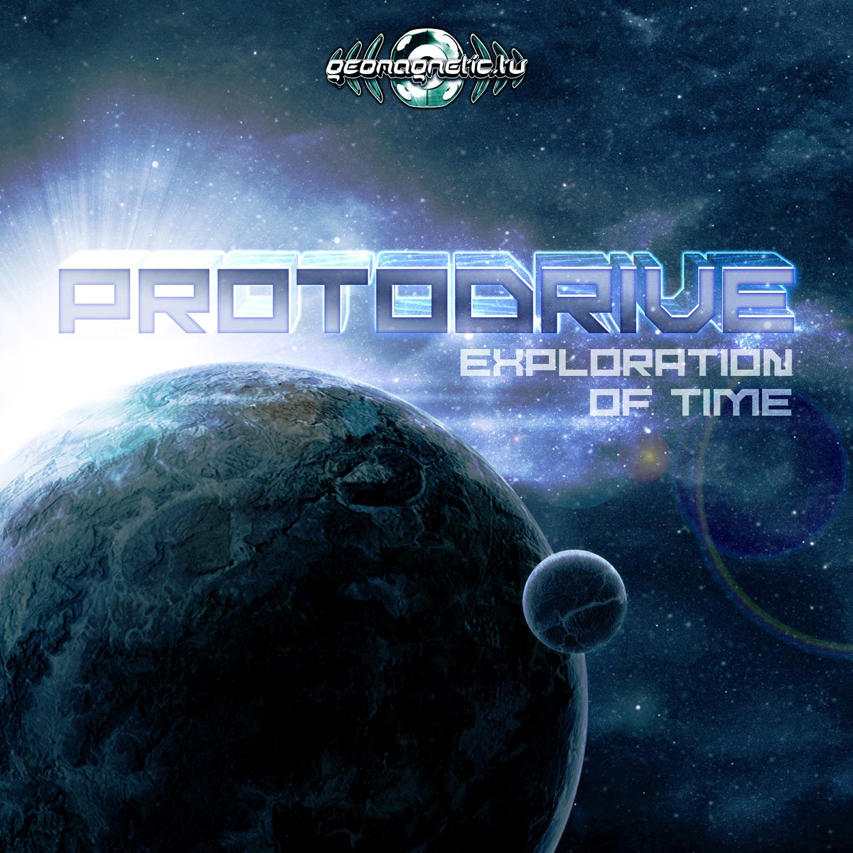 ProtoDrive - Planeta Marte @ 'Exploration of Time' album (electronic, goa)