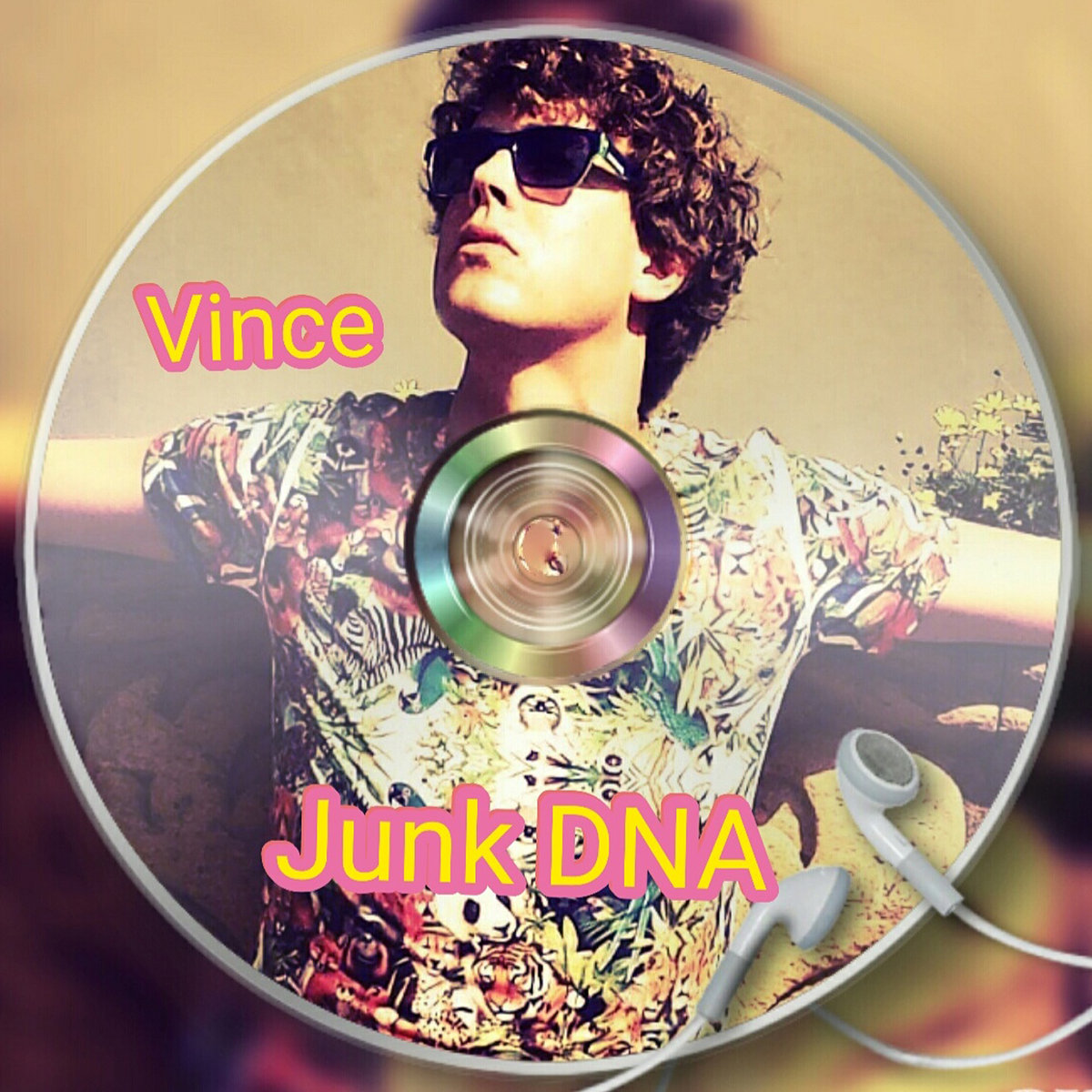 Vince - The Healing Garden @ 'Junk DNA' album (pop, pop punk)