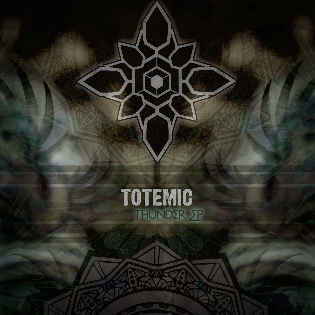Totemic - Enervate @ 'Thunder' album (bass, drum & bass)