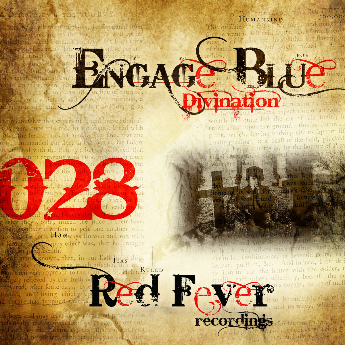 Engage Blue - Divination