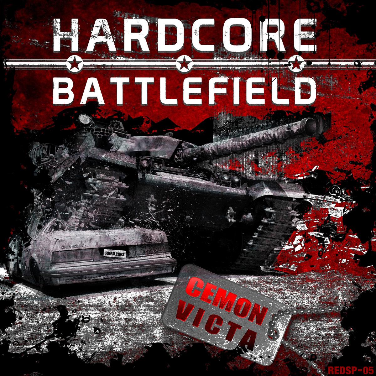 Cemon Victa - Hardcore Battlefield @ 'Hardcore Battlefield' album (electronic, cemon victa)