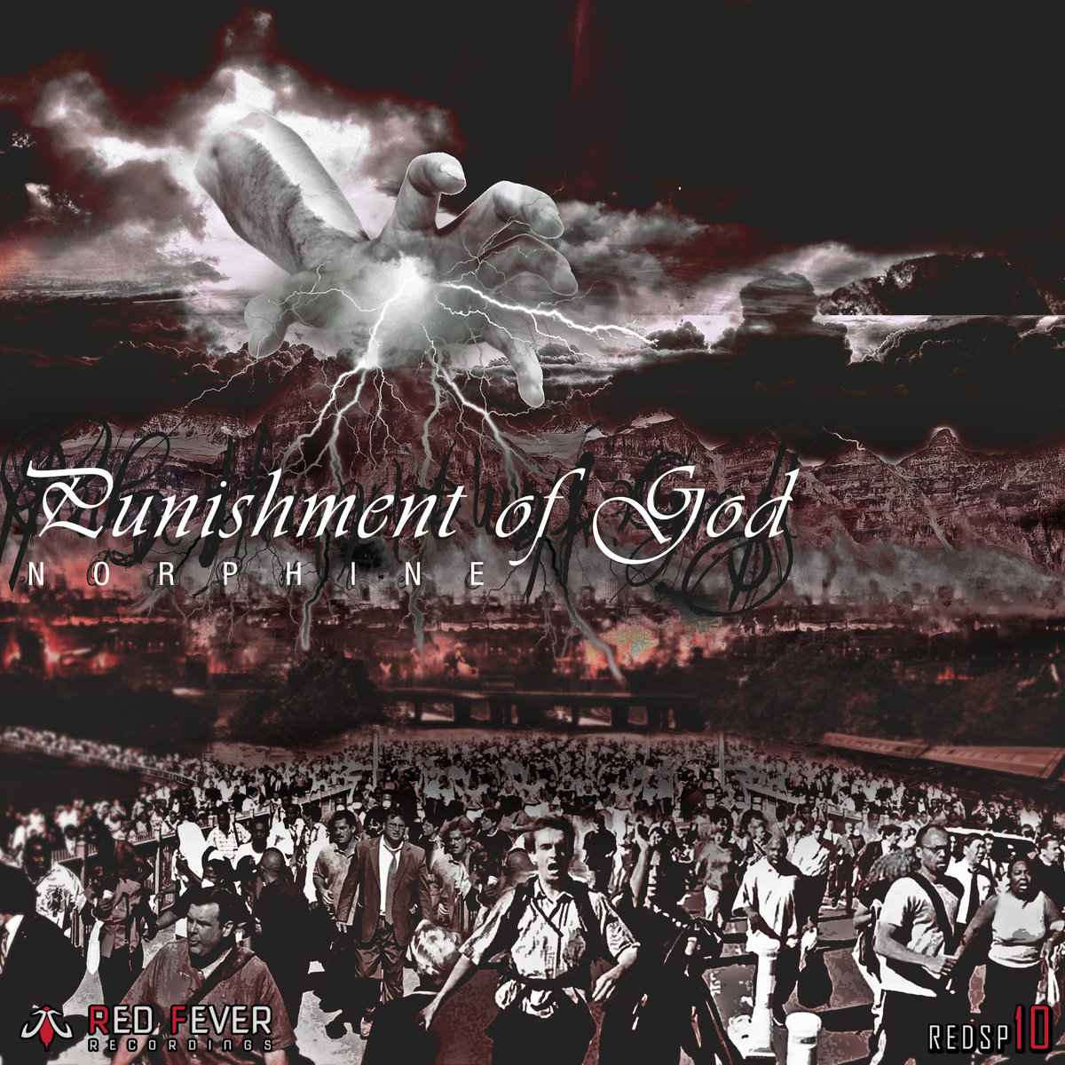 Norphine - Punishment of God @ 'Punishment of God' album (electronic, gabber)