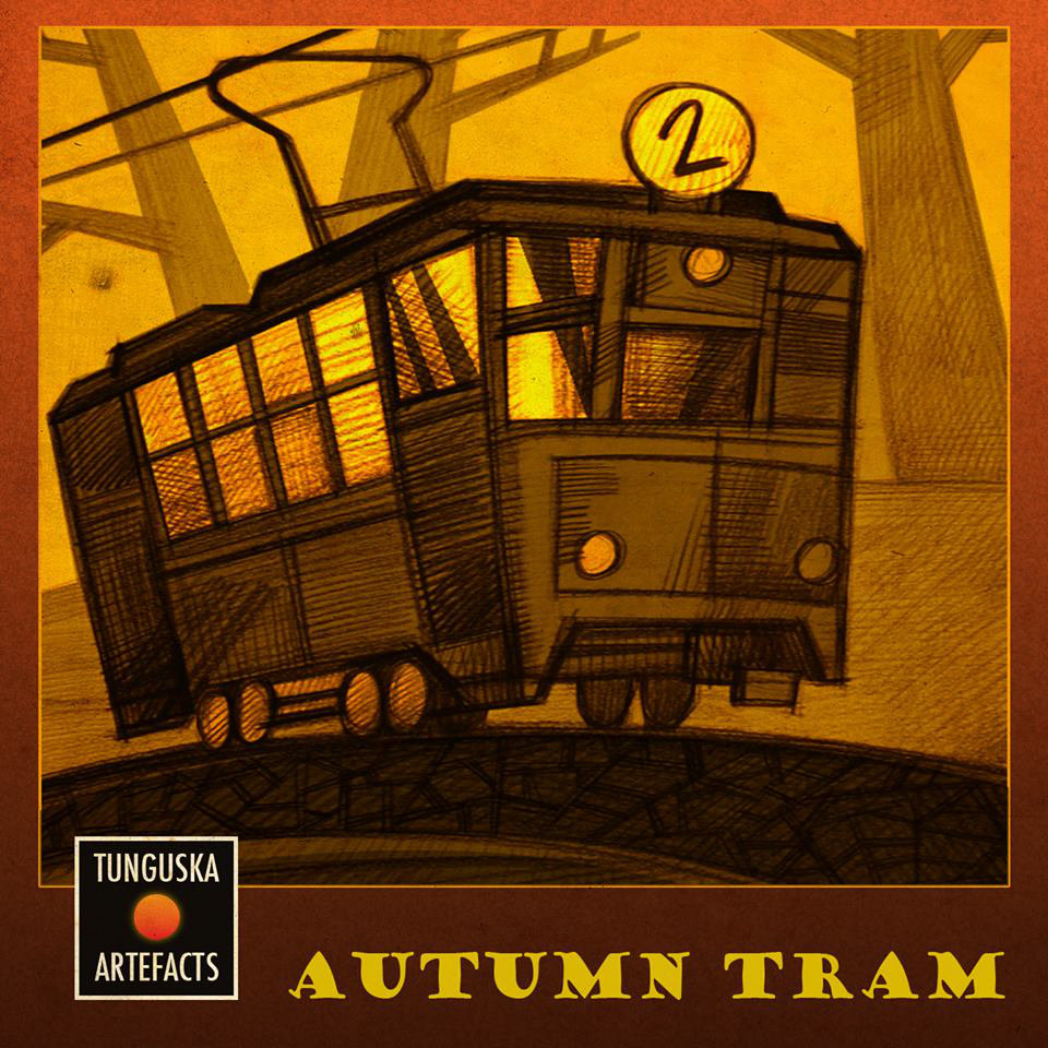 Lunar Cape - Pink Slippers @ 'Tunguska Artefacts - Autumn Tram' album (electronic, ambient)