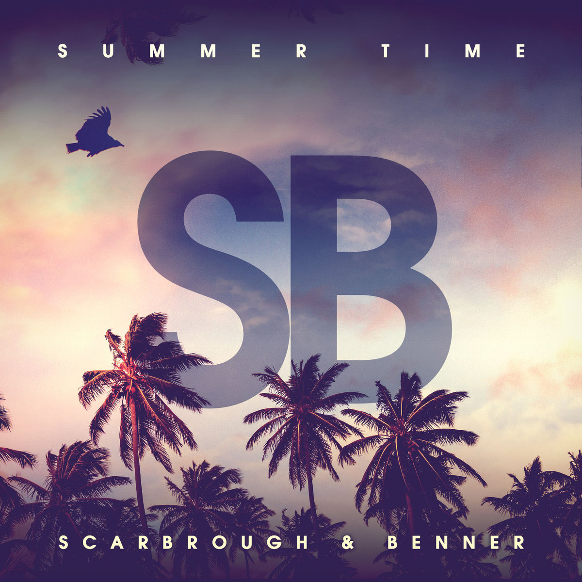 Scarbrough & Benner - Time To Fly @ 'Summertime' album (little dragon, thievery corporation)