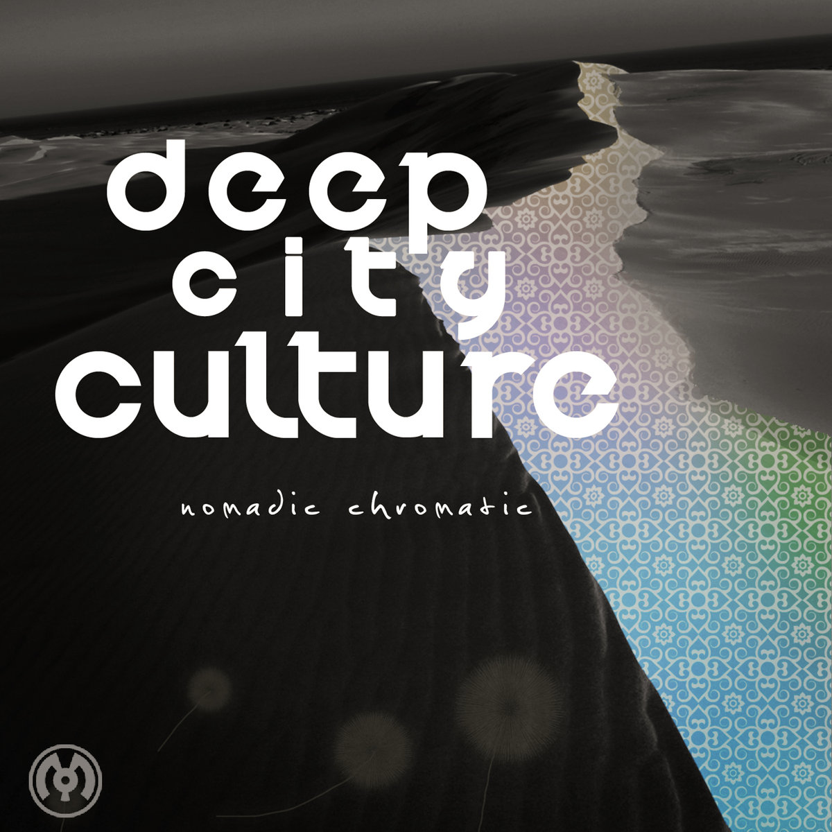 Deep City Culture - Makeshift Mirage @ 'Nomadic Chromatic' album (electronic, dubstep)