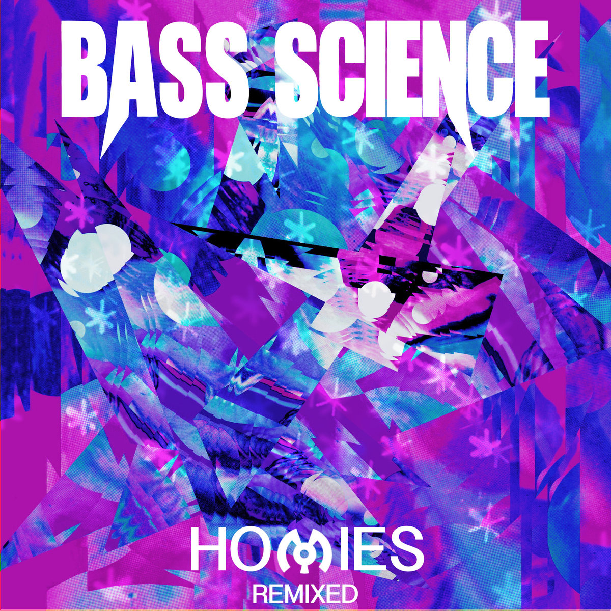 Bass Science - Neon City (Sikkie Remix) @ 'Homies (Remixed)' album (electronic, dubstep)