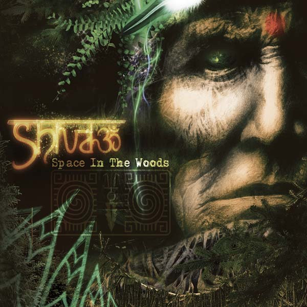 Shivaૐ - Sithartha @ 'Space in the Woods' album (ambient, electronic)