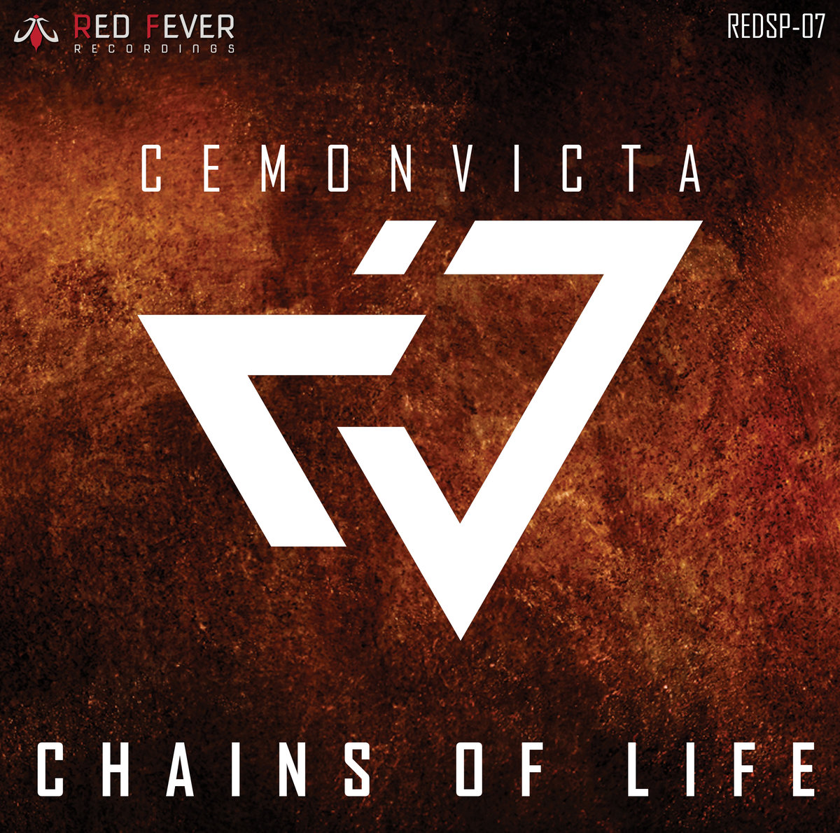 Cemon Victa & The Vinyl Junk - Demon Exists @ 'Chains Of Life' album (electronic, andy the core)