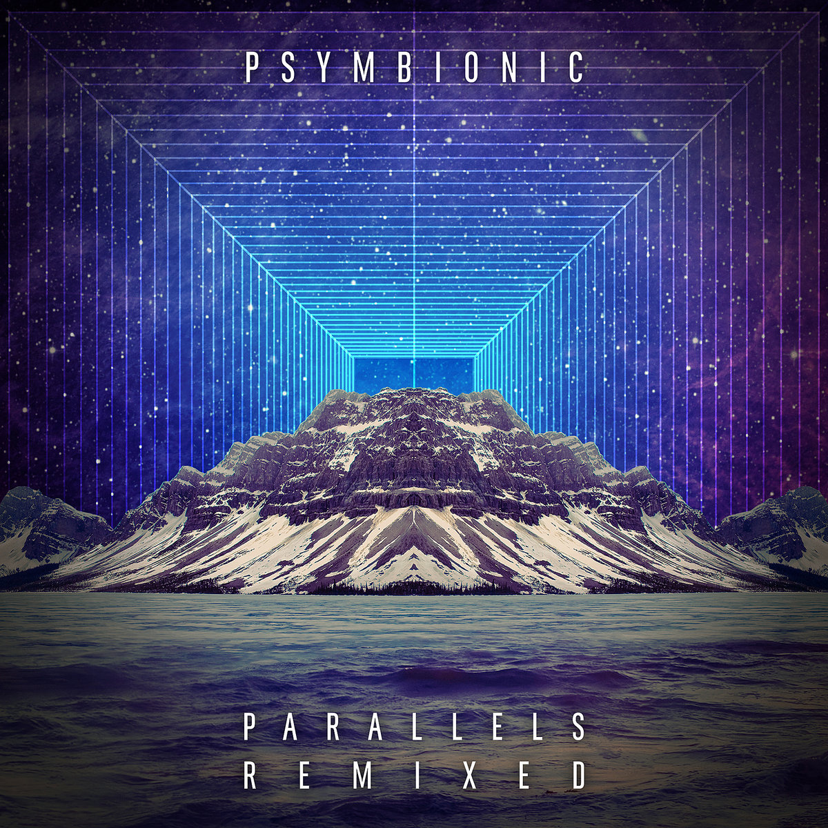 Psymbionic feat. Cristina Soto - One Thing (Amp Live Remix) @ 'Parallels Remixed' album (Austin)