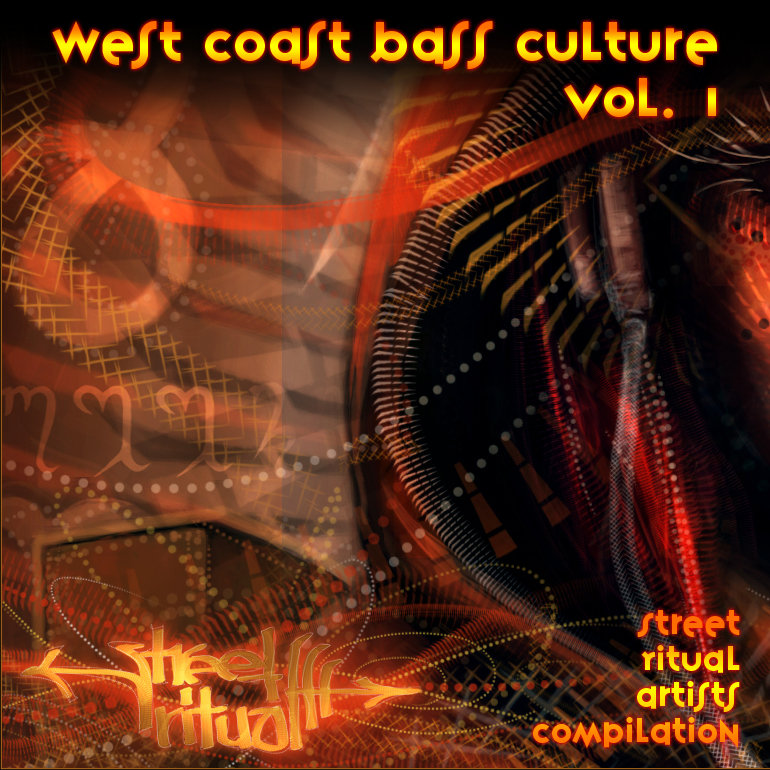 Bob Marley - Sun Is Shining (Nicoluminous Remix) @ 'Various Artists - West Coast Bass Compilation' album (bass, compilation)