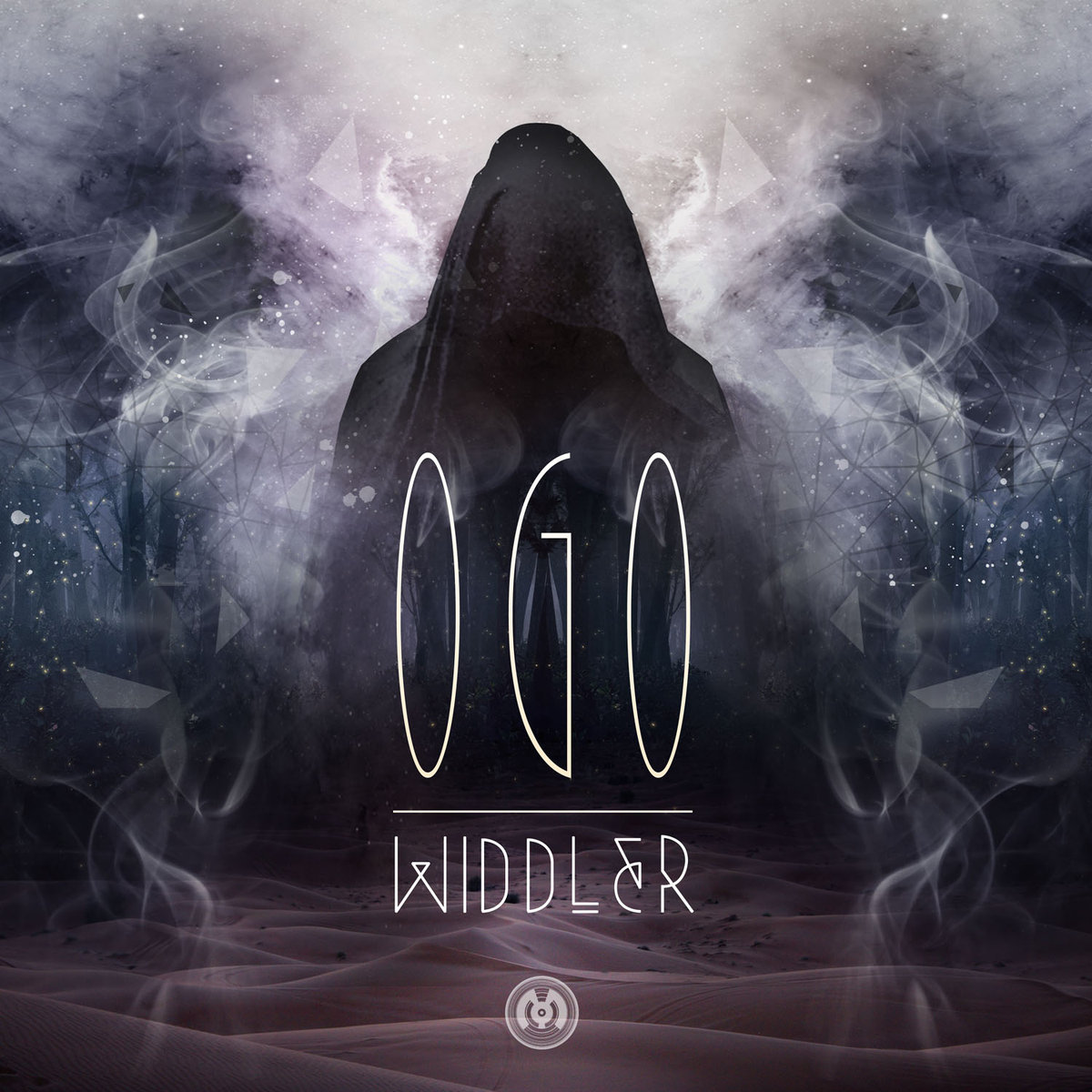 The Widdler - Martian Ambassador @ 'Ogo' album (electronic, west coast)