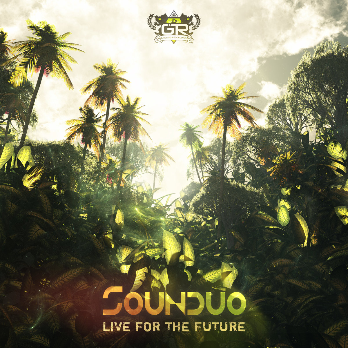 Sounduo - Fyah Bun Dem @ 'Live For The Future' album (Austin)