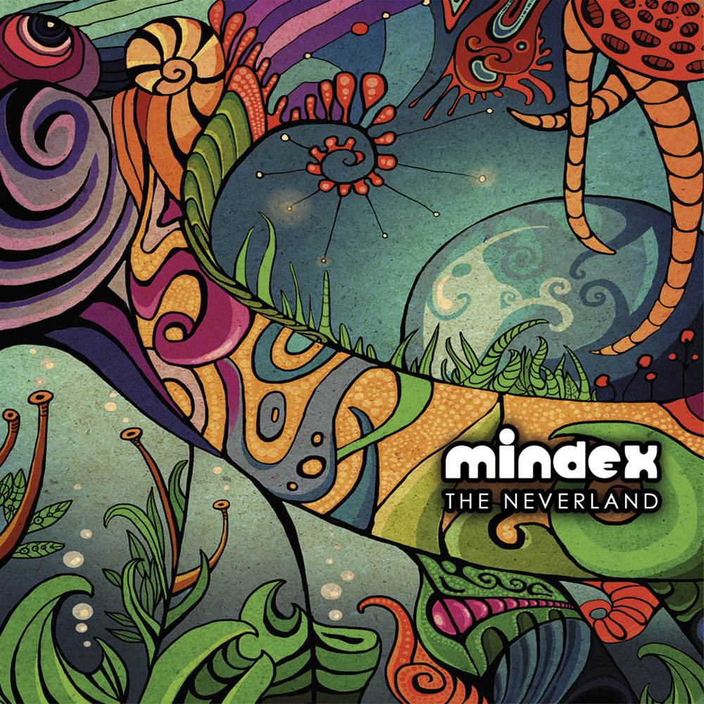 Mindex feat. Ira Ratry - Fairy and Dwarf @ 'The Neverland' album (electronic, ambient)