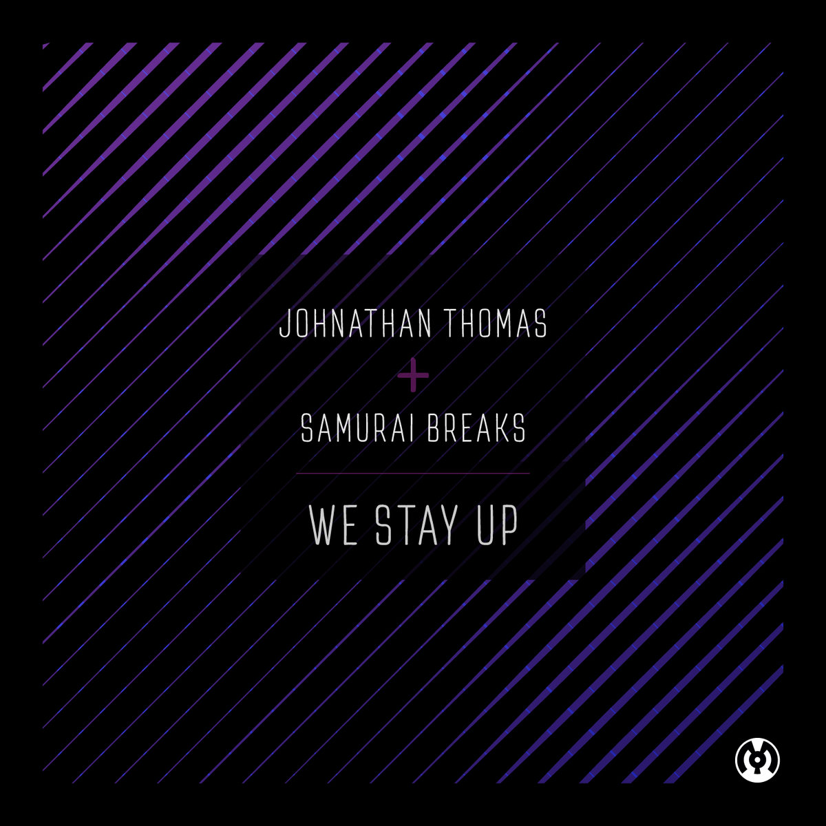 Johnathan Thomas & Samurai Breaks - We Stay Up @ 'We Stay Up' album (electronic, dubstep)