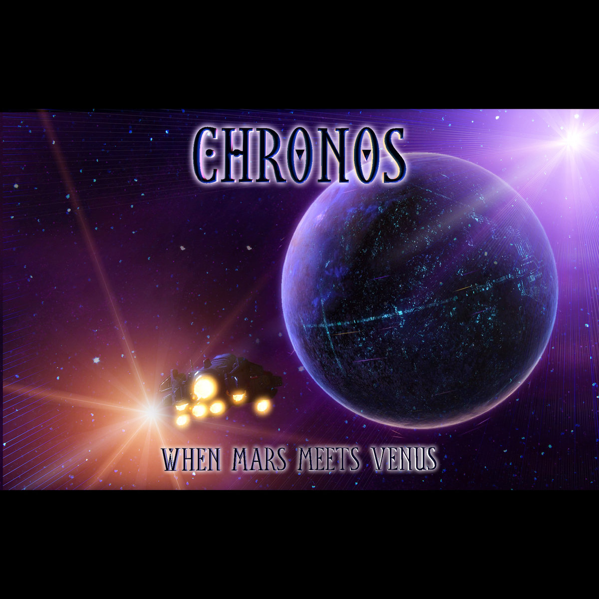 Chronos - Eclipse Of Inner World @ 'When Mars Meets Venus (CD2)' album (electronic, russia)