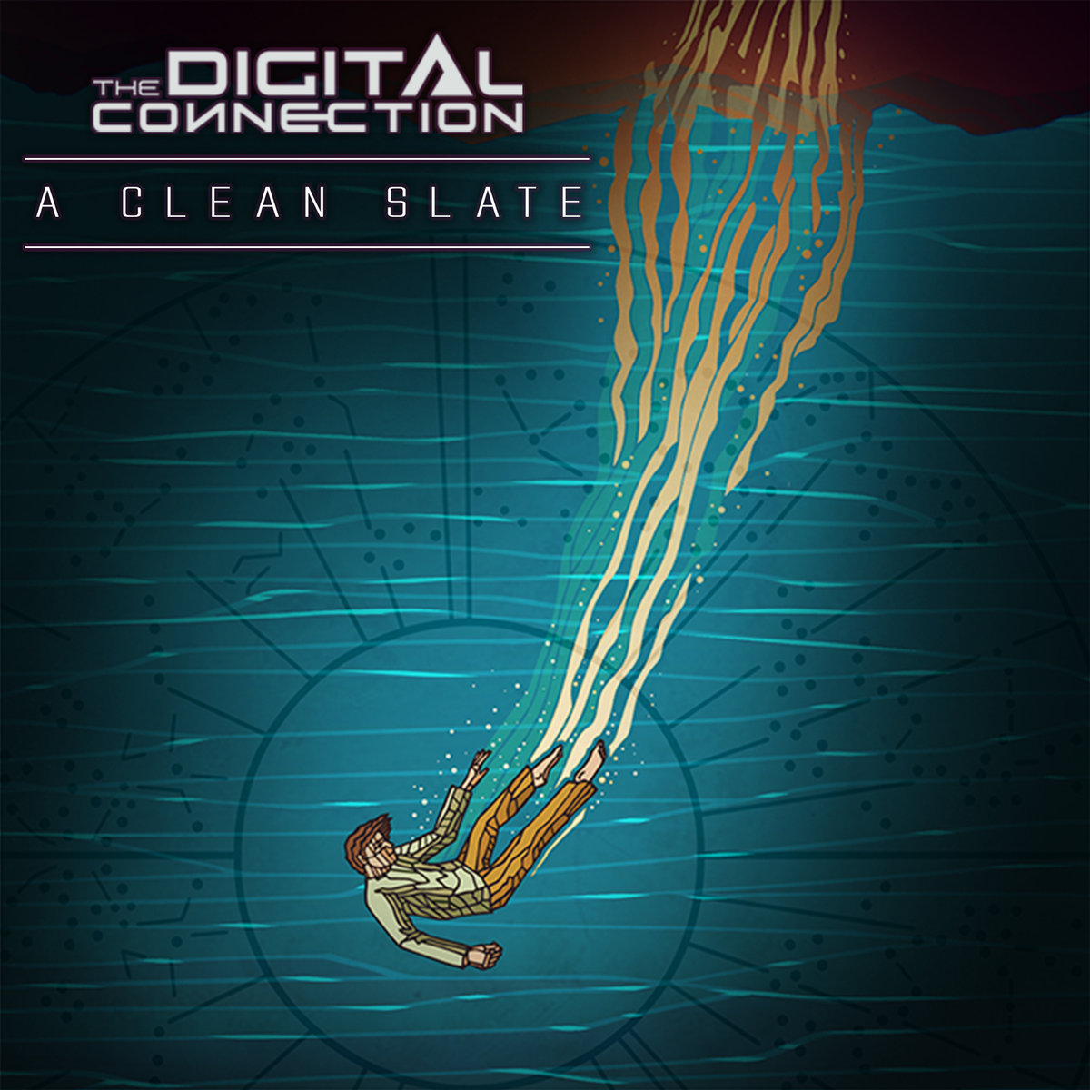 The Digital Connection - Falling So Far @ 'A Clean Slate' album (colorado, downtempo)